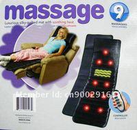 Free Shipping  New arrived High quality Vibration heating Massage Mattress