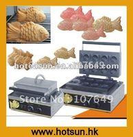 Hot Sale 110V 220V Electric Fish Taiyaki Waffle Maker