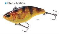 lot of 3 pcs sten vib 75,weight 16.5gm,length:7.5cm vibration fishing lure