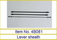 Lever sheath 4B081 to Art-tech Genius 500 parts 6CH RC helicopter