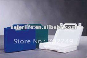 PP first aid kit box home storage or medical cases PORTABLE(China (Mainland))
