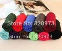 Free shipping 10PCS/LOT 2014 Autumn women candy color velvet tights women pantyhose 120D