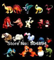 20Pcs./set Ice Age Mammoth dinosaurs mole Animal Figures Toys