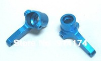 1pair henglong 3851-2 1/10 RC  Mad truck part No 70R.L Metal Left and right steering knuckle,henglong 3851-1 rc car parts