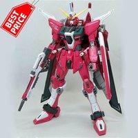 Free Shipping/ Gundam Model / Master Grade 1:100 / Infinite Justice Gundam / Made in China Plastic Robots Model