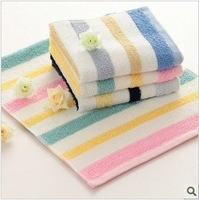 Free shipping ! wholesale high quality 33*75cm 5pcs/lot 100% cotton  absorbent soft towel ,face cloths,washer towel,hand towel