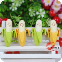 Retail Korea stationery banana style eraser (KB-13)