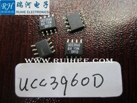 UCC3960D TI SOP8 - 10PCS/LOT, New and original 100%-in hot sales-Analog IC