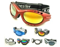 2013  UV Protection Black Frame Super Sports Ski Snowboard Skate Goggles Glasses,Ski goggles