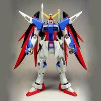 New Arrival / Gundam Model / Master Grade 1:100 / Destiny Gundam / Extreme Blast Model/ Made in China /Free Shipping