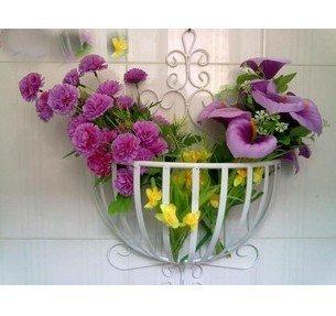Balcony Flower Baskets