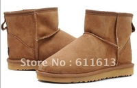 Free shipping Fashion women snow boots 5854 brand winter boots (2pairs/lots)2 Pieces
