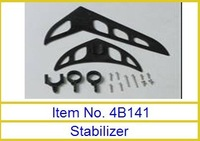 Stabilizer 4B141 to Art-tech Genius 500 parts 6CH RC helicopter