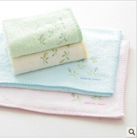 Free shipping!wholesale multi-Color 33*72cm 5pcs/lot 100% bamboo fiber soft  face towel /face cloths/washer towel/hand towel