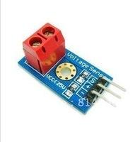 Free shipping   10pcs  voltage detection module Voltage Sensor