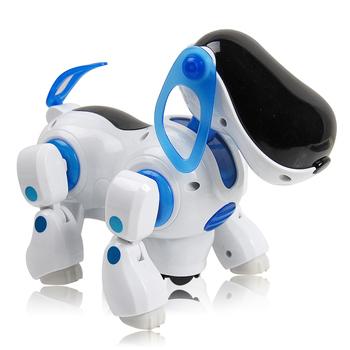 2012 nieuwe schattige robot doggie hond elektronische hond robot