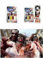 Thousand odd fang Halloween props supplies masquerade devil paint Halloween