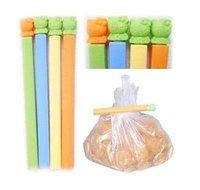4 pcs/pack Hello kitty food bag sealing clip (JD)