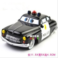 Toy story 2 Sheriff car model with sound and light pull back function kids alloy toys funny movie characters + free shipping