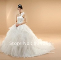 Free     shipping     New wedding princess wiping a bosom wedding dresses