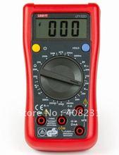 Ut132d UNI-T de mano multímetro AC / DC frecuencia resistencia UT132D tamaño de la palma multímetro Digital