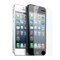 10PCS NEW  Wholesaler Clear Front LCD Screen Protector Skin Cover Shield For iPhone 5G ja E4044