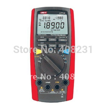 UNI-T UT71A Intellgent Digital Multimeters Auto Range Multifunction Digital Multimeter UT71A Frequency Tester