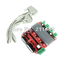 Free ship, CNC TB6560 3 Axis Stepper Motor Driver Controller Board with Cable