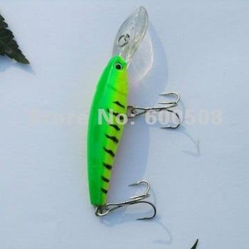 Fishing Lures 8gram 10cm length Hard fishing hooks