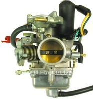 free shipping 30MM Carburetor for 250cc 4-stroke water-cooled 172mm engines