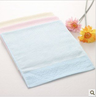 Free shipping!wholesale big size 5pcs/lot 100% bamboo fiber women absorbent soft  towel/ face towel /face cloths/washer towel