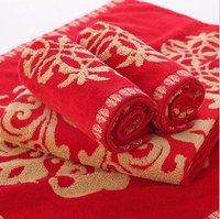 Free shipping!wholesale 34*76cm 105g 5pcs/lot 100% cotton soft  towel/ face towel /face cloths/washer towel