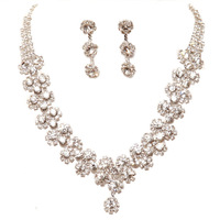 Urged bride chain sets marriage accessories necklace wedding accessories the bride necklace 053