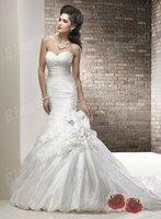 2013 New Listing Trumpet Royal Designer Fashion Wedding Dresses Bridal Gowns