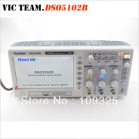 3174 DHL free shipping Hantek DSO5102B Digital storage oscilloscope 100MHz 1GSa/s better than ADS1102CAL+