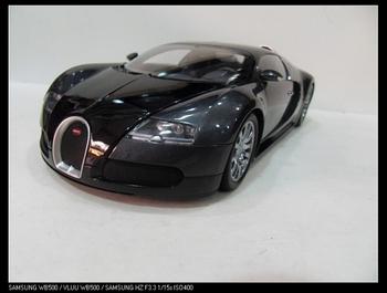 Minichamps alloy bugatti veyron BUGATTI car model