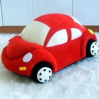 Plush toy cloth doll beetle car pillow birthday child gift
