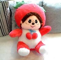 MONCHHICHI doll birthday child day gift female plush toy cloth doll