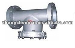 stainless steel T type strainer(China (Mainland))