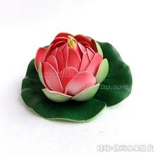 fake lotus flowers promotion