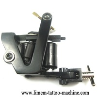 Wholesale price New Arrival Classical Iron Tattoo Machine Gun for shader Liner 8 Wrap Coils Free shipping