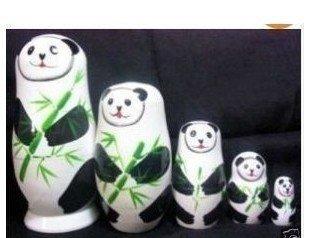 Russian Dolls panda Dolls panda