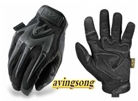 cycling gloves Hot ! Tactical Gloves / Army Full Finger  Gloves ( black)