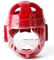 Official karate helmet fully enclosed protective type header of forming a protective Cup match,EVA headguard, free shipping