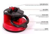 fashion knife-grinder Tungsten steel sharpener with sucker (KA-04)
