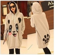 Free shipping,Newest  Maternity pullover , pregnant women long hoodies, pregnant woman cute pullover plus size