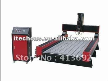 Professional cnc carving marble granite stone machine ITS1325