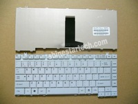 Free shipping:New Laptop keyboard for Toshiba A200 A205 A210 A215 A300 A305  M200 M205 M300 L300 L305 L315 L335 White US layout