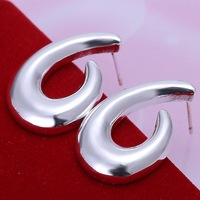 Promotion.Free Shipping Wholesale Fashion Earring,925 Silver Jewelry Earring LE159