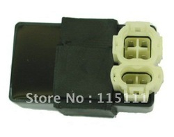 free shipping CDI Unit with Alternating Current for 150cc 125cc and 50cc GY6 and QMB based engines(China (Mainland))
